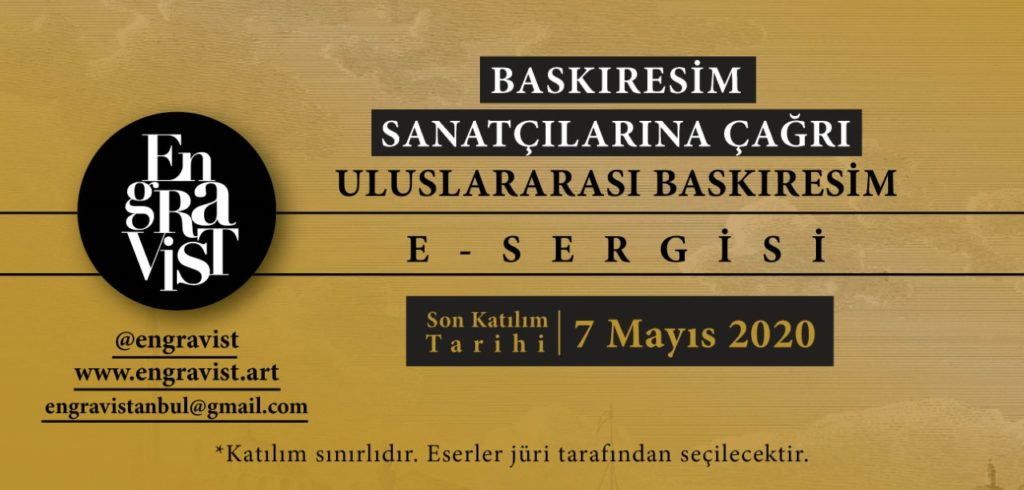Uluslararası Engravist Baskıresim E-Sergisi - International Engravist Printmaking E-Exhibition