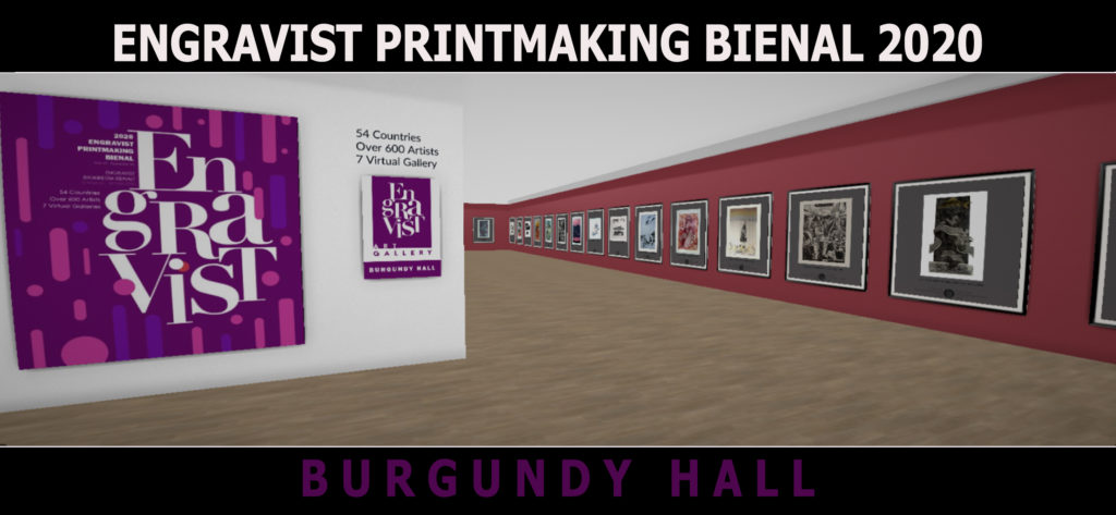 International Virtual Engravist Printmaking Bienal 2020