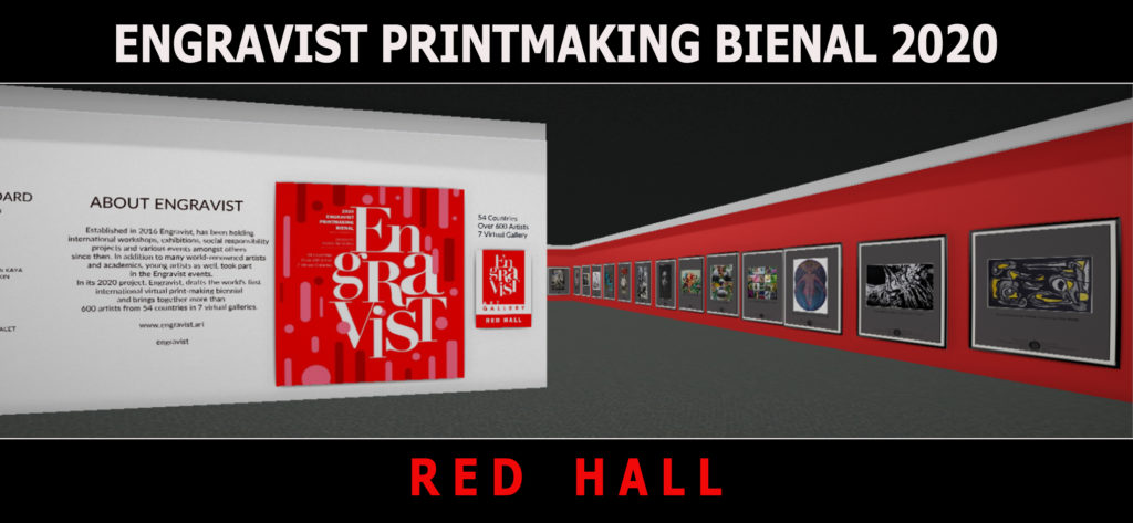 International Virtual Engravist Printmaking Bienal 2020